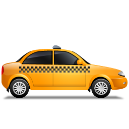 Taxi-Left-Yellow-icon-der